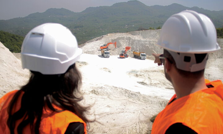 About our quarry
